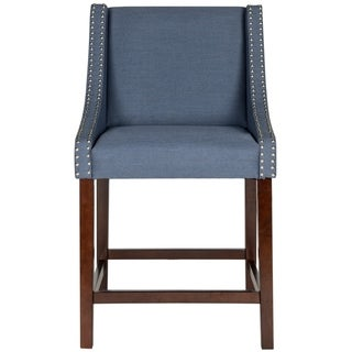 Safavieh Dylan Navy Counterstool Free Shipping Today