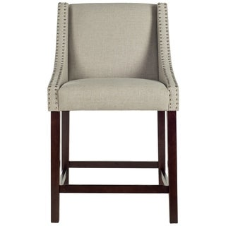 Safavieh Dylan Light Grey Counterstool
