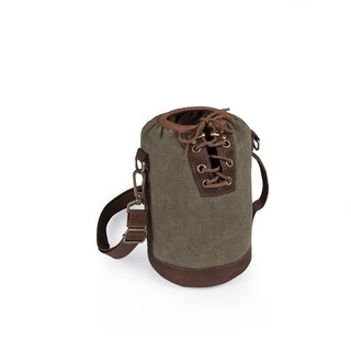Legacy Green Growler Tote