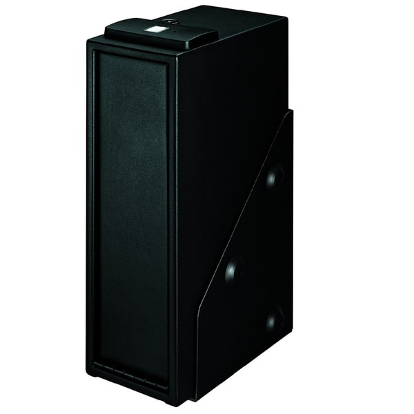 Stack On Quick Access Safe Single Gun w/Biometric Lock