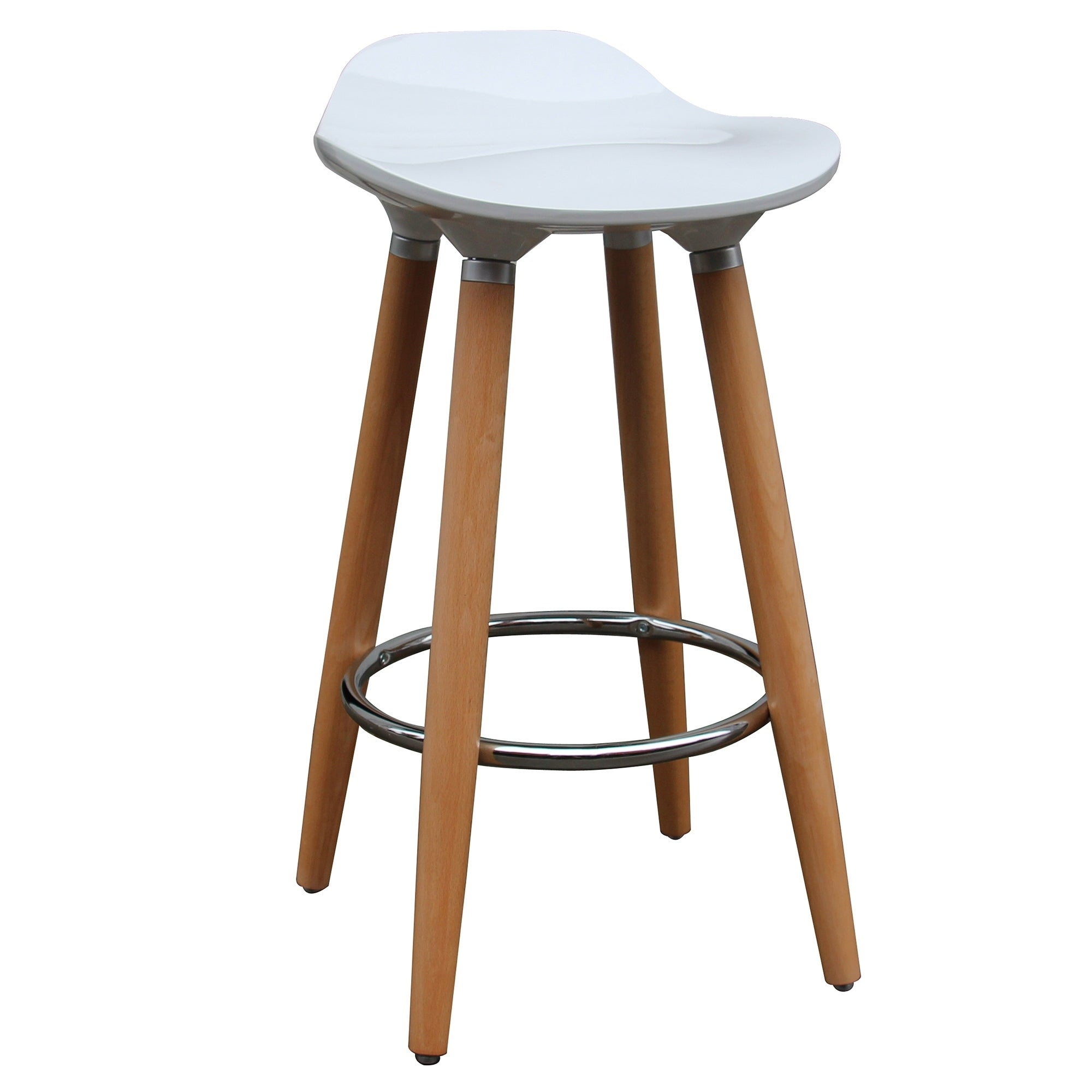 Trex 26 Inch Counter Stool Set Of 2 Overstock 11391174