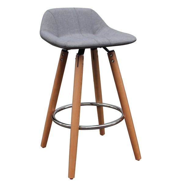 Shop Camaro 26 Inch Counter Stool Set Of 2 Free Shipping Today