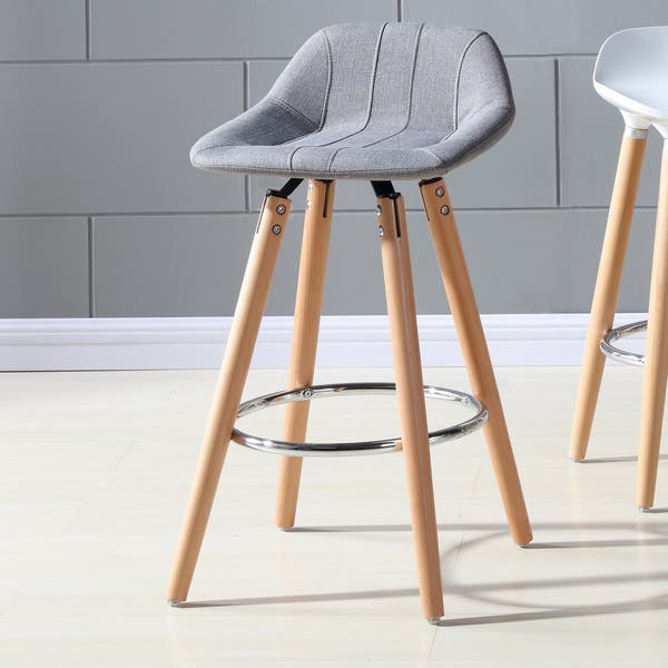 Stupendous Shop Camaro 26 Inch Counter Stool Set Of 2 Free Shipping Bralicious Painted Fabric Chair Ideas Braliciousco