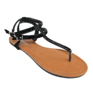 Olivia Miller 'Carrara' Sandals