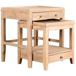Mango Nesting Tables