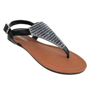 Olivia Miller 'Potenza' Sandals