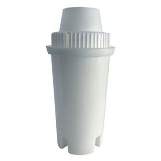 GoldTone Replacement Water Filter Designed for Brita Classic Water Pitchers, White
