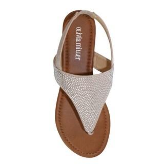 Olivia Miller 'Livorno' Sandals