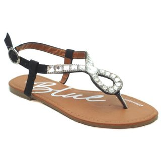 Blue Women's Carda-6 Sandals