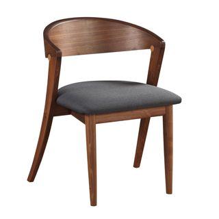 Aurelle Home Gunner Dining Chair (Set of 2)