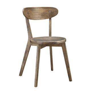 Aurelle Home Weinstock Dining Chair (Set of 2)