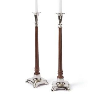 Polished Candlesticks