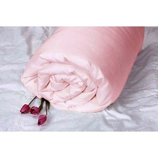 Mulberry Silk and Cotton Cold Weather Hypoallergenic Comforter (Twin - California King) (3 options available)