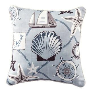 Croscill Yachtsman Square Pillow