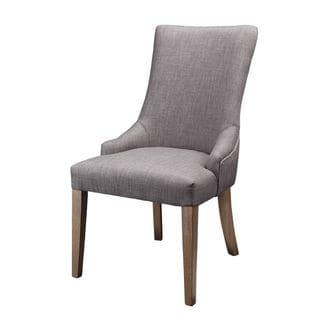 Aurelle Home Barrera Side Chair (Set of 2)