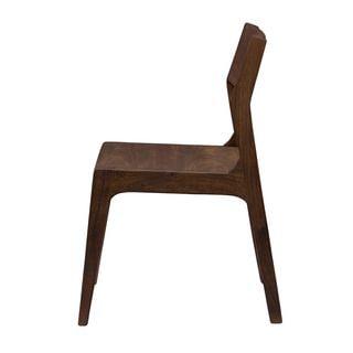 Aurelle Home Burris Dining Chair (Set of 2)