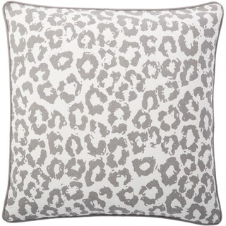 Andrew Charles Ogee 20-inch Cheetah Print Throw Pillow
