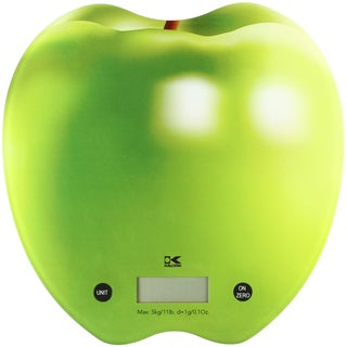 Kalorik Green Apple Digital Kitchen Scale