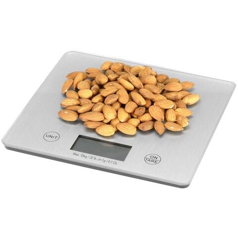 Kalorik XL Silver Digital Kitchen Scale