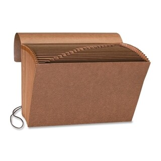 Sparco Flap Elastic Close Hvy-duty Accordion Files