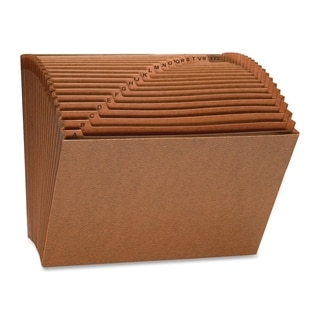 Sparco Heavy-Duty No Flap Accordion Files