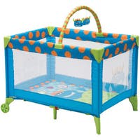 Cosco Funsport Deluxe Play Yard in Syd
