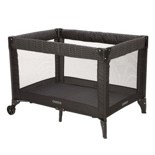 Cosco Funsport Deluxe Play Yard in Black Arrows