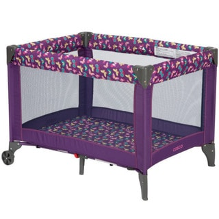 Link to Cosco Funsport Play Yard in Butterfly Twirl Similar Items in Activity Gear