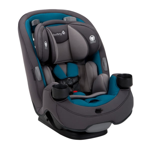 Safety 1st Blue Coral Grow and Go 3-in-1 Car Seat