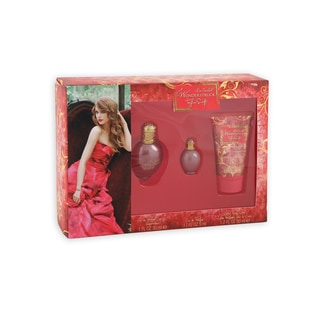 Taylor Swift Wonderstruck Enchanted Women's 3-piece Gift Set
