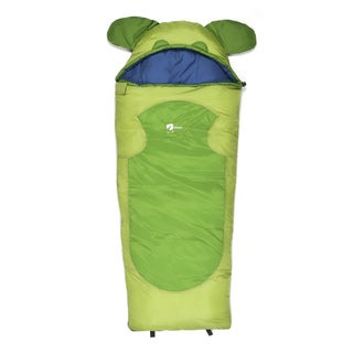 Chinook Cubs Sleeping Bag Green