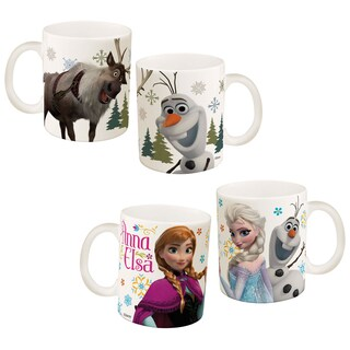 Frozen Coffee Mug (Set of 2)