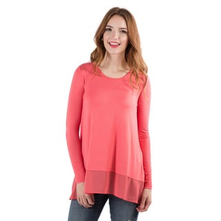 DownEast Basics Women's Bandstand Top