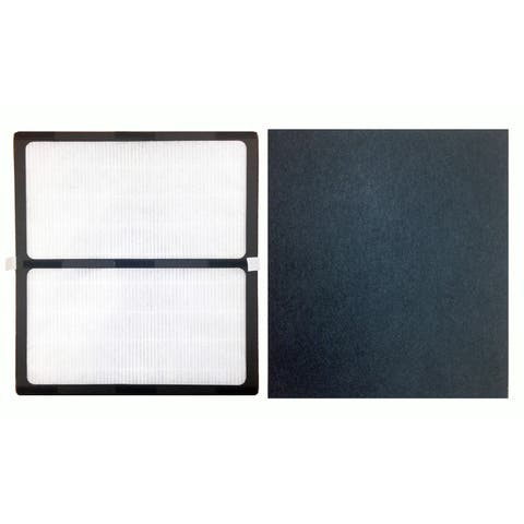 Replacement HEPA Style D Filter & Carbon Filter Kit, Fits Idylis, Compatible with Part IAF-H-100D & 302656