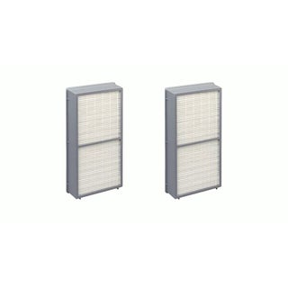 2 Hunter 30962 Air Purifier Filters Fit Models 30730, 30713 and 30730