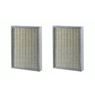2 Hunter 30936 Air Purifier Filters Fit 30085, 30090, 30095, 30105, 30117 and 30130