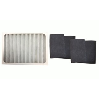 Hunter Air Purifier Filter and 2 Carbon Pre-Filters, Part # 30928, 30901