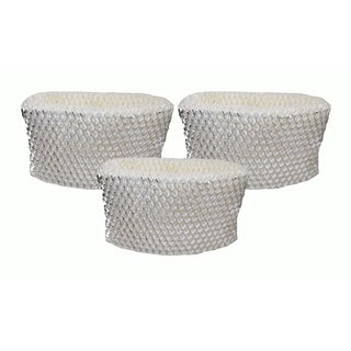 3 Honeywell HAC-504AW Humidifier Filters, Part # HAC-504AW
