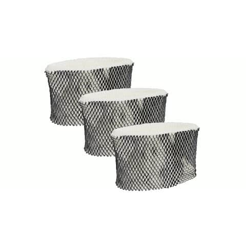 3pk Replacement Humidifier Wick Filters, Fits Holmes B, Compatible with Part HWF64