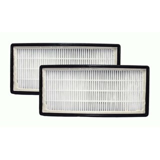 2pk Replacement HEPA Style Air Purifier Filters, Fits Holmes HAPF30, Compatible with Part 16200, 16216 & HRC1