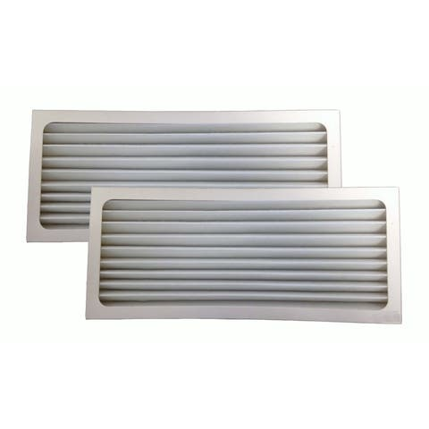2pk Replacement Air Purifier Filters, Fits Hamilton Beach Trueair 04383, Compatible with Part 990051000