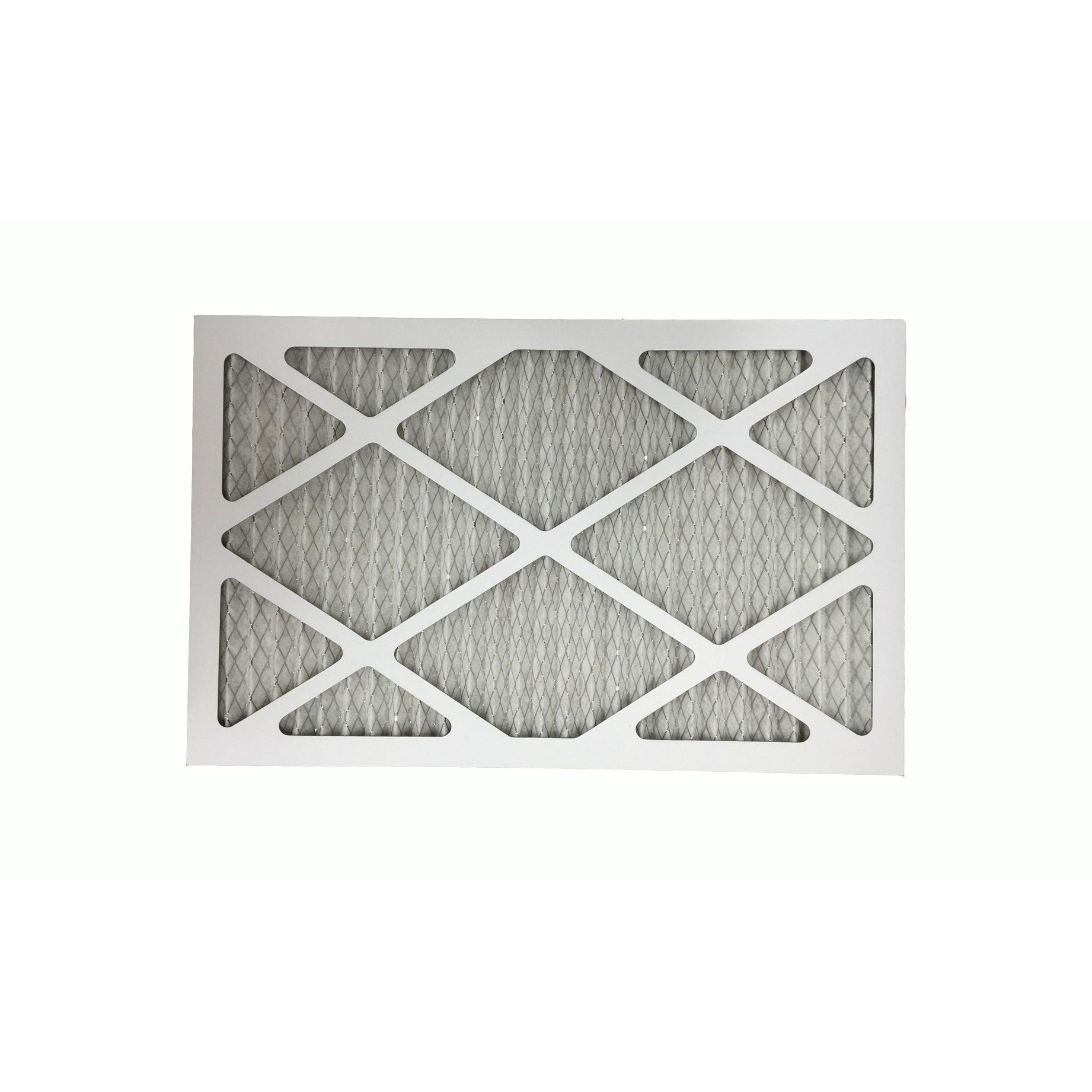 Crucial Merv 11 Allergen Air Furnace Filters 12x24x1 (air...