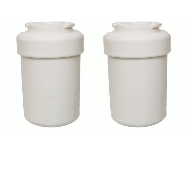 2pk Replacement Refrigerator Water Purifier Filters, Fits GE MWF GWF HWF 46-9991 WSG-1 WF287 & EFF-6013A -  Crucial Brands