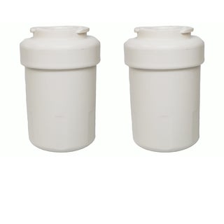 2 GE Refrigerator Water Purifier Filters Fit GE MWF GWF HWF 46-9991 WSG-1 WF287 and EFF-6013A