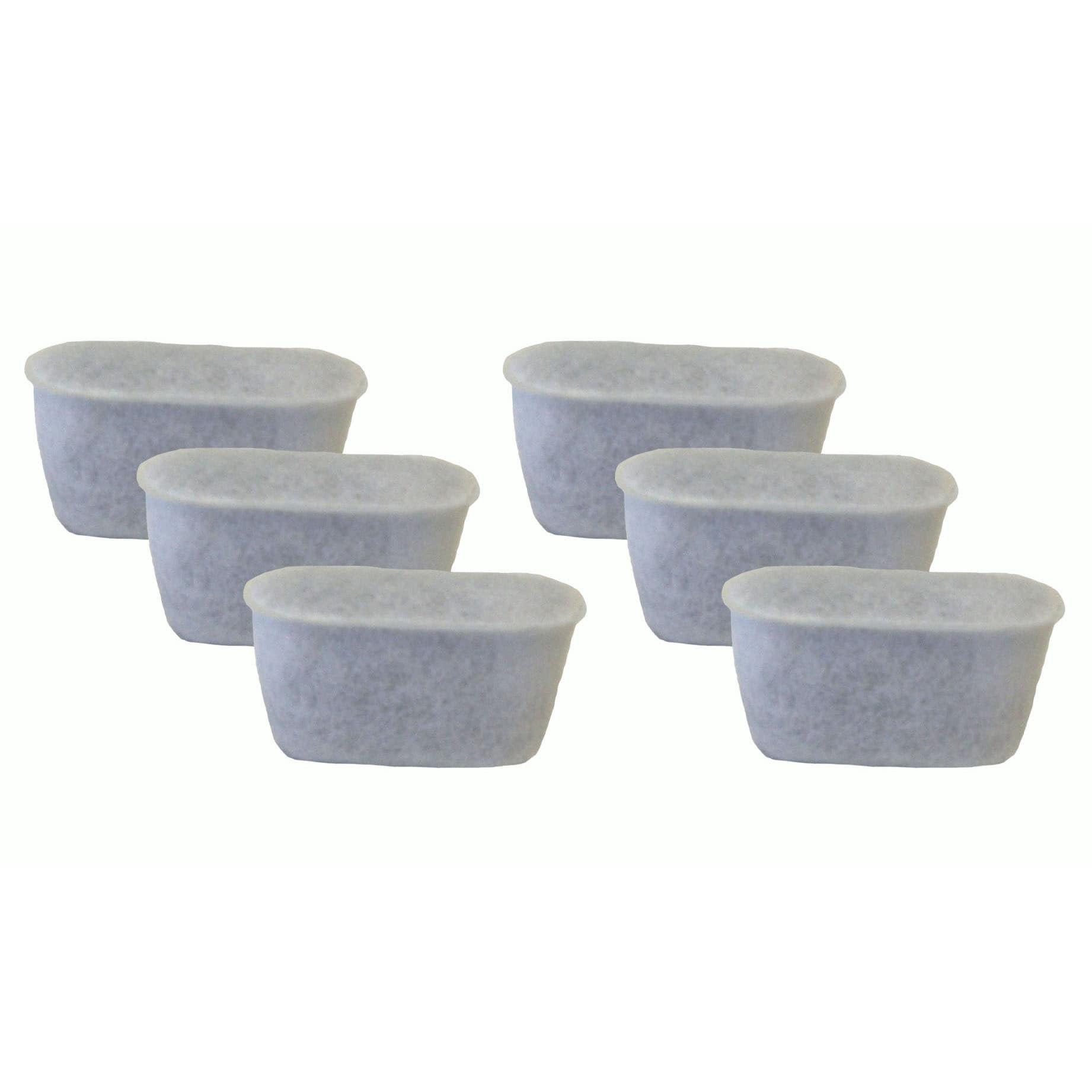 Crucial 6 Keurig Charcoal Water Filters, Fit Keurig Singl...