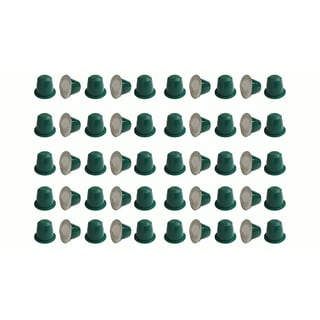 100 Replacement Coffee Capsules for Use in Most Nespresso Machines, The Morning Grind is Designed & Engineered by Crucial Coffee