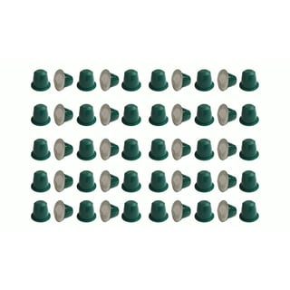 50 Replacement Coffee Capsules for Use in Most Nespresso Machines, The Morning Grind is Designed & Engineered by Crucial Coffee