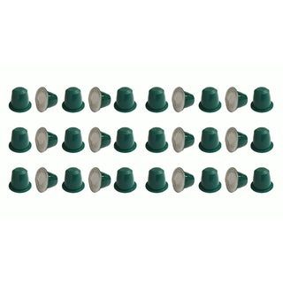 30 Replacement Coffee Capsules for Use in Most Nespresso Machines, The Morning Grind is Designed & Engineered by Crucial Coffee