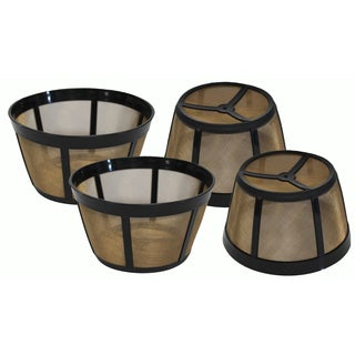 4 Bunn Replacement Basket Coffee Filters
