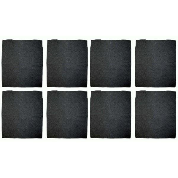 8 Carbon Pre Filters, Fits Whirlpool AP300, AP350, AP450 and AP510, Part # 8171434K